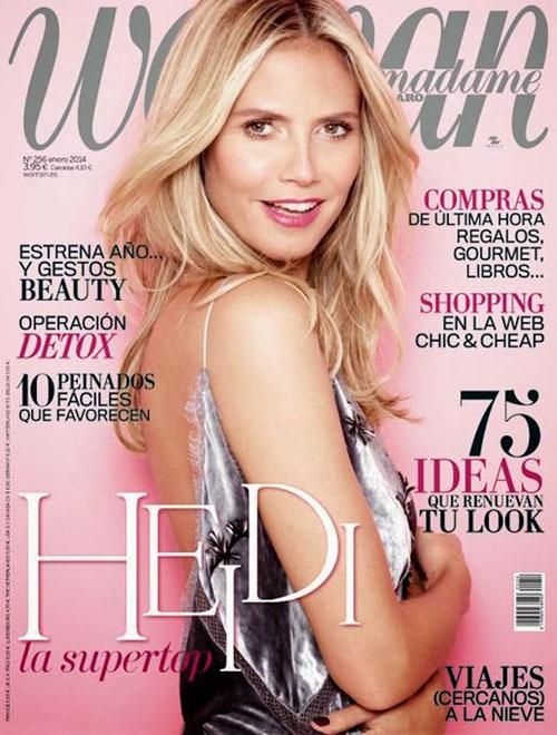 woman revista